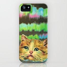 Mystic Pussy iPhone Case