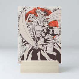 Ghost samurai hunter 1 Mini Art Print