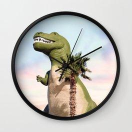 Cabazon Wall Clock