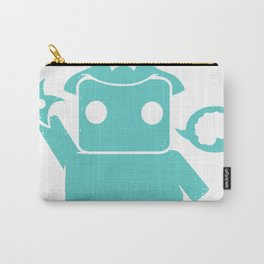 Ninja pirate robot zo Carry-All Pouch