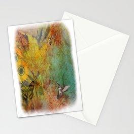 Midsummer in the Garden Stationery Cards