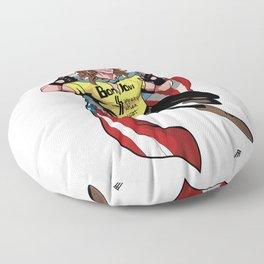 Rockarture Bon Jovi Classic Floor Pillow