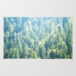 California trees Rug