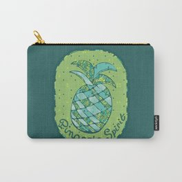 Pinapple Spirit Carry-All Pouch