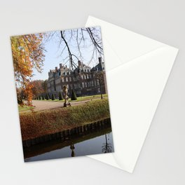 Castle Nordkirchen in Autumn Stationery Cards