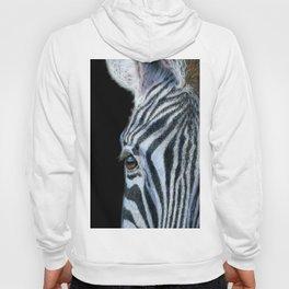Zebra Detail Hoody