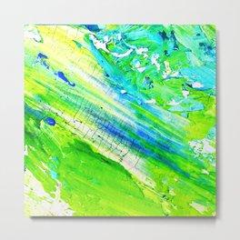 art 11 Metal Print