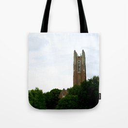 Galen Stone Tower, Far View Tote Bag