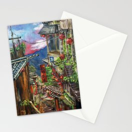 Jiufen Stationery Cards