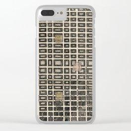 Philadelphia - Pennsylvania - United States - 1777 Clear iPhone Case