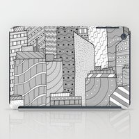 skyline iPad Cases featuring Skyline  by  Steve Wade ( Swade)