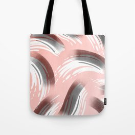 Pink Party Pattern Tote Bag