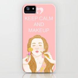 Lips Like Sugar iPhone Case