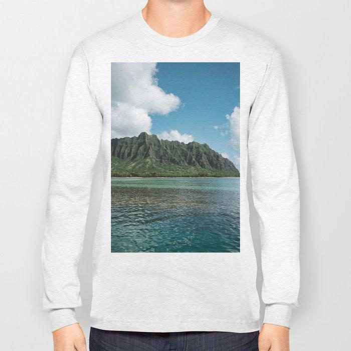 Hawaiian Mountain II Long Sleeve T-shirt