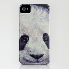 Baby Panda Slim Case iPhone (4, 4s)
