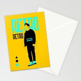 SHINee - Retro Stationery Cards