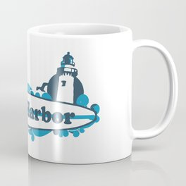 York Harbor.  Coffee Mug