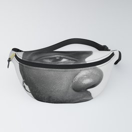 African American Fanny Pack