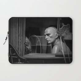 Serious Conversation Laptop Sleeve