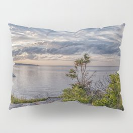 Headlands Sunset Pano 6-9-18 Pillow Sham