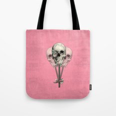 Sweet as Candy, skull lollipops  Tote Bag