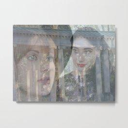 The Valente Sisters, No. 1 Metal Print