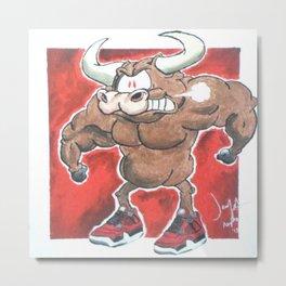 Toro Toro 2 Metal Print