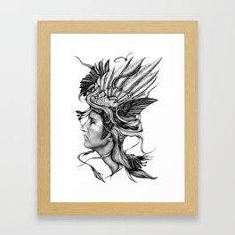 Valkyrie v1 Framed Art Print