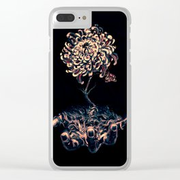 Symbiosis Clear iPhone Case