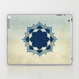 Lotus Mandala Sand Water Wash Laptop & iPad Skin