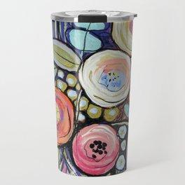 A Jar of Happy Travel Mug
