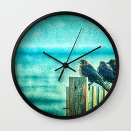 Morning Watch Wall Clock