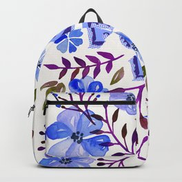 F*ck It – Blueberry Palette Backpack