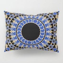 Holiday  Mandala Pillow Sham