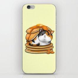Kitty Pancakes iPhone Skin