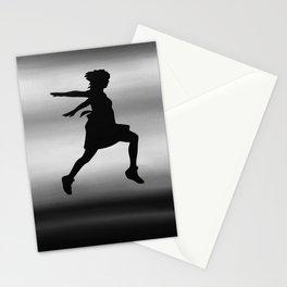 Body Movin - Jump BW Stationery Cards