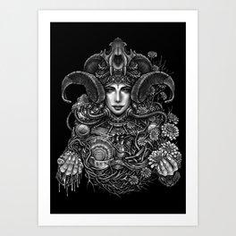 Winya No. 105 Art Print