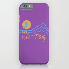 Ski West Philly Slim Case iPhone 6s