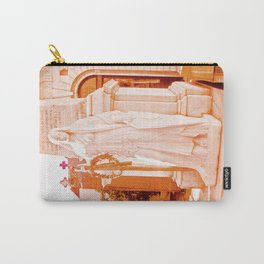 Mother of La Recoleta. Carry-All Pouch