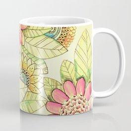 Fun Funky Flowers  Coffee Mug