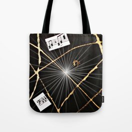 Music Of The Spheres Tote Bag