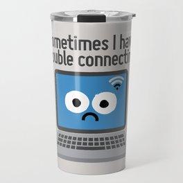 The Social Notwork Travel Mug