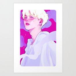 goldie Art Print