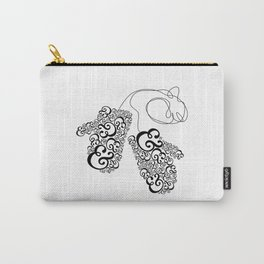 Ampersand Mittens Carry-All Pouch