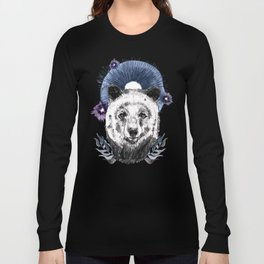 The Bear (Spirit Animal) Long Sleeve T-shirt