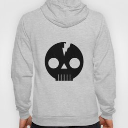 Crack Head Skull Boy Hoody