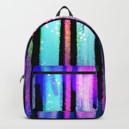 Galaxy Stripes Backpack