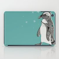 penguin iPad Cases featuring Penguin by Rachel Russell