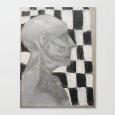 Still Life Statue Canvas Print