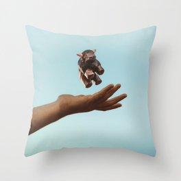 Sko Buffs Throw Pillow